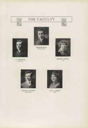 Page 17, 1914 Edition, Adrian High School - Sickle Yearbook (Adrian, MI) online yearbook collection
