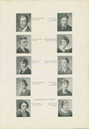 Adrian High School - Sickle Yearbook (Adrian, MI) online yearbook collection, 1921 Edition, Page 13 of 140