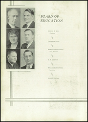 Page 10, 1936 Edition, Adrian High School - Sickle Yearbook (Adrian, MI) online yearbook collection