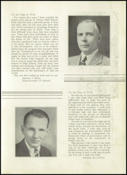 Page 11, 1936 Edition, Adrian High School - Sickle Yearbook (Adrian, MI) online yearbook collection