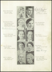 Page 13, 1936 Edition, Adrian High School - Sickle Yearbook (Adrian, MI) online yearbook collection