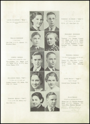 Page 17, 1936 Edition, Adrian High School - Sickle Yearbook (Adrian, MI) online yearbook collection