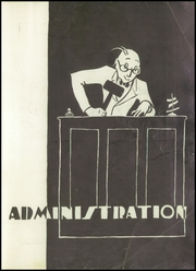 Page 9, 1936 Edition, Adrian High School - Sickle Yearbook (Adrian, MI) online yearbook collection