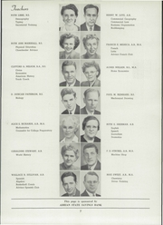 Page 11, 1949 Edition, Adrian High School - Sickle Yearbook (Adrian, MI) online yearbook collection