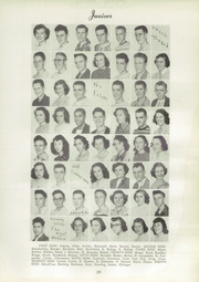 Adrian High School - Sickle Yearbook (Adrian, MI) online yearbook collection, 1950 Edition, Page 33 of 104