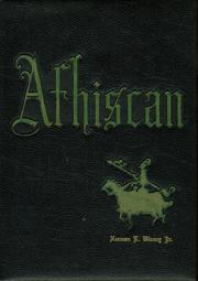 Affton High School - Afhiscan Yearbook (St Louis, MO) online yearbook collection, 1959 Edition, Cover