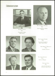 Page 10, 1959 Edition, Affton High School - Afhiscan Yearbook (St Louis, MO) online yearbook collection