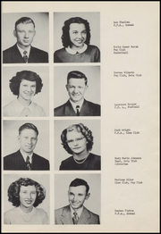 Page 17, 1951 Edition, Afton High School - Eagle Pride Yearbook (Afton, OK) online yearbook collection