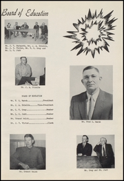 Page 9, 1951 Edition, Afton High School - Eagle Pride Yearbook (Afton, OK) online yearbook collection