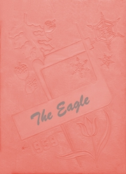 Afton High School - Eagle Pride Yearbook (Afton, OK) online yearbook collection, 1959 Edition, Cover