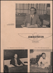 Page 7, 1959 Edition, Afton High School - Eagle Pride Yearbook (Afton, OK) online yearbook collection