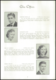 Page 13, 1955 Edition, Agawam High School - Sachem Yearbook (Agawam, MA) online yearbook collection