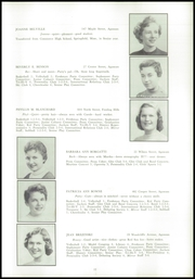 Page 15, 1955 Edition, Agawam High School - Sachem Yearbook (Agawam, MA) online yearbook collection