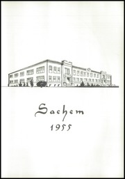 Page 7, 1955 Edition, Agawam High School - Sachem Yearbook (Agawam, MA) online yearbook collection