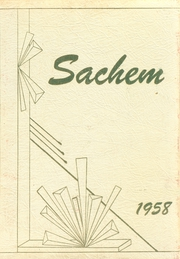 Agawam High School - Sachem Yearbook (Agawam, MA) online yearbook collection, 1958 Edition, Cover