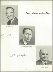 Page 10, 1958 Edition, Agawam High School - Sachem Yearbook (Agawam, MA) online yearbook collection