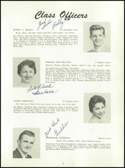Page 15, 1958 Edition, Agawam High School - Sachem Yearbook (Agawam, MA) online yearbook collection