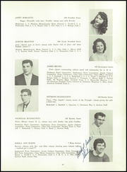 Page 17, 1958 Edition, Agawam High School - Sachem Yearbook (Agawam, MA) online yearbook collection