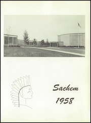 Page 7, 1958 Edition, Agawam High School - Sachem Yearbook (Agawam, MA) online yearbook collection