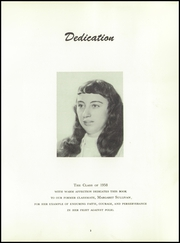 Page 9, 1958 Edition, Agawam High School - Sachem Yearbook (Agawam, MA) online yearbook collection