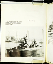Page 6, 1969 Edition, Agerholm (DD 826) - Naval Cruise Book online yearbook collection