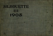 Agnes Scott College - Silhouette Yearbook (Decatur, GA) online yearbook collection, 1905 Edition, Cover