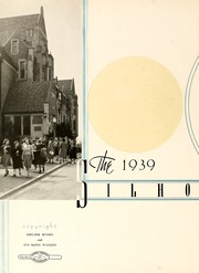Agnes Scott College - Silhouette Yearbook (Decatur, GA) online yearbook collection, 1939 Edition, Page 6 of 216