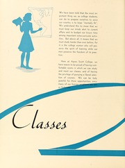 Agnes Scott College - Silhouette Yearbook (Decatur, GA) online yearbook collection, 1943 Edition, Page 32