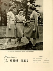Agnes Scott College - Silhouette Yearbook (Decatur, GA) online yearbook collection, 1943 Edition, Page 34