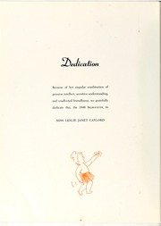 Page 10, 1946 Edition, Agnes Scott College - Silhouette Yearbook (Decatur, GA) online yearbook collection