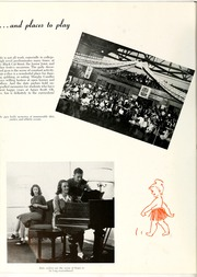 Page 16, 1946 Edition, Agnes Scott College - Silhouette Yearbook (Decatur, GA) online yearbook collection