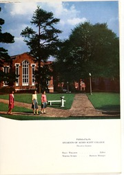 Page 7, 1946 Edition, Agnes Scott College - Silhouette Yearbook (Decatur, GA) online yearbook collection