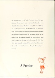 Page 8, 1946 Edition, Agnes Scott College - Silhouette Yearbook (Decatur, GA) online yearbook collection