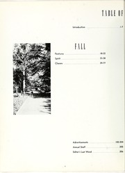 Agnes Scott College - Silhouette Yearbook (Decatur, GA) online yearbook collection, 1960 Edition, Page 8