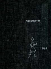 Agnes Scott College - Silhouette Yearbook (Decatur, GA) online yearbook collection, 1967 Edition, Page 1