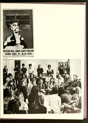 Page 13, 1971 Edition, Agnes Scott College - Silhouette Yearbook (Decatur, GA) online yearbook collection