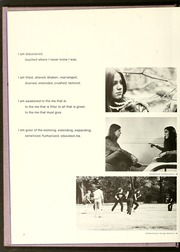 Page 6, 1971 Edition, Agnes Scott College - Silhouette Yearbook (Decatur, GA) online yearbook collection