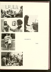 Page 7, 1971 Edition, Agnes Scott College - Silhouette Yearbook (Decatur, GA) online yearbook collection