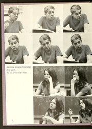 Page 8, 1971 Edition, Agnes Scott College - Silhouette Yearbook (Decatur, GA) online yearbook collection