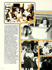 Page 12, 1979 Edition, Agnes Scott College - Silhouette Yearbook (Decatur, GA) online yearbook collection