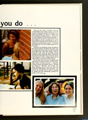 Page 11, 1980 Edition, Agnes Scott College - Silhouette Yearbook (Decatur, GA) online yearbook collection