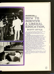 Page 13, 1980 Edition, Agnes Scott College - Silhouette Yearbook (Decatur, GA) online yearbook collection