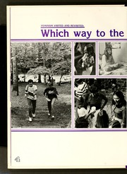 Page 8, 1980 Edition, Agnes Scott College - Silhouette Yearbook (Decatur, GA) online yearbook collection