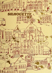 Agnes Scott College - Silhouette Yearbook (Decatur, GA) online yearbook collection, 1983 Edition, Cover