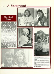 Page 13, 1983 Edition, Agnes Scott College - Silhouette Yearbook (Decatur, GA) online yearbook collection