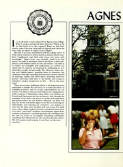 Page 6, 1983 Edition, Agnes Scott College - Silhouette Yearbook (Decatur, GA) online yearbook collection