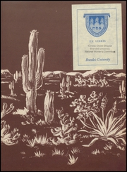Agua Dulce High School - Longhorn Yearbook (Agua Dulce, TX) online yearbook collection, 1949 Edition, Page 3