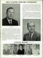 Page 12, 1963 Edition, Agua Fria Union High School - Wickiup Yearbook (Avondale, AZ) online yearbook collection