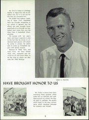 Page 9, 1963 Edition, Agua Fria Union High School - Wickiup Yearbook (Avondale, AZ) online yearbook collection
