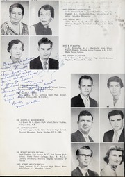 Page 10, 1955 Edition, Ahoskie High School - Chief Yearbook (Ahoskie, NC) online yearbook collection